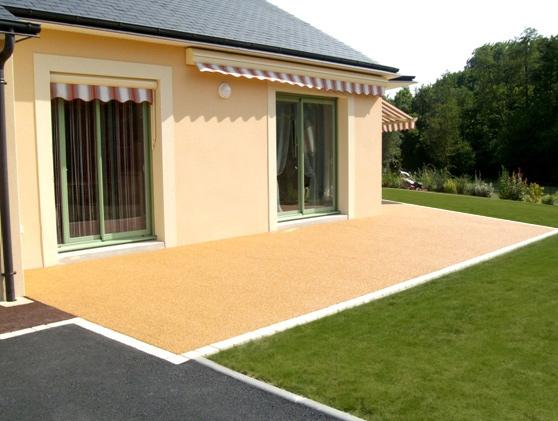 R sine c t ext rieur mayenne 53 - Resine pour terrasse beton ...